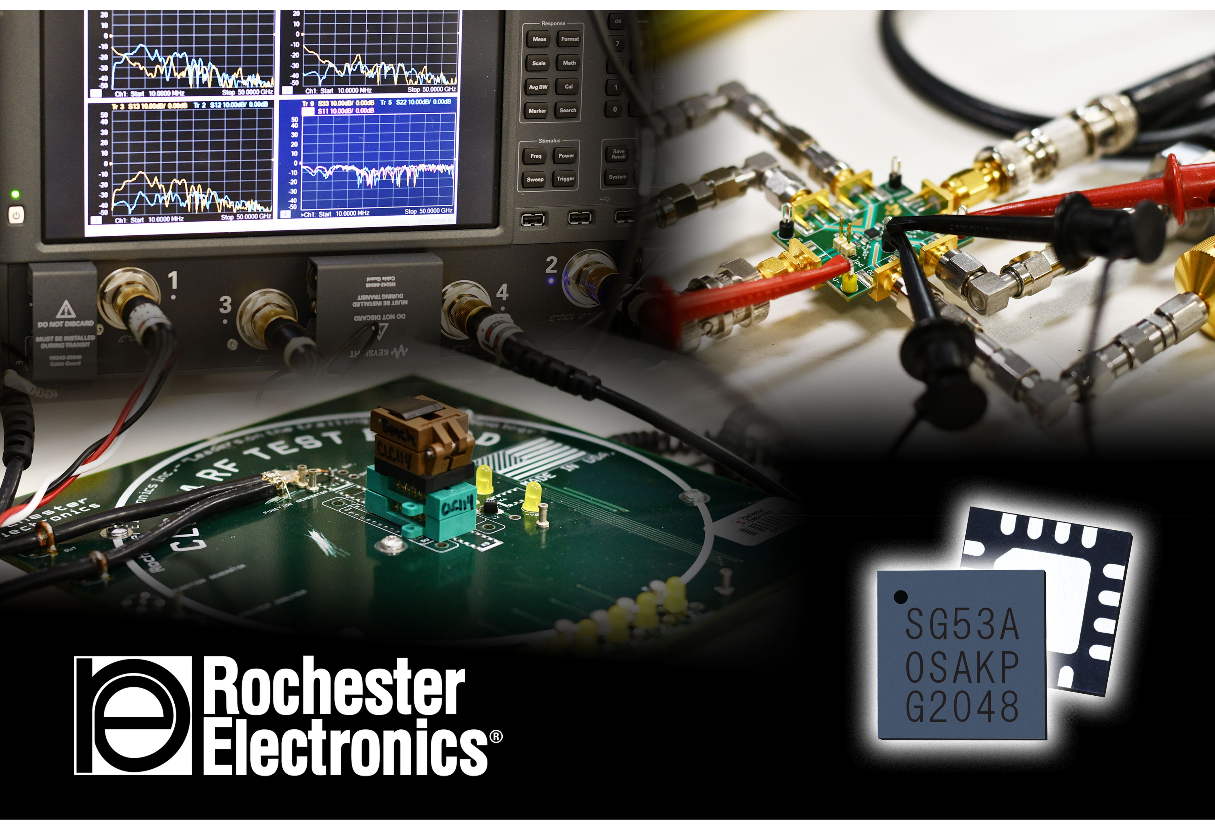 Rochester Solution, High-speed Clock Generator