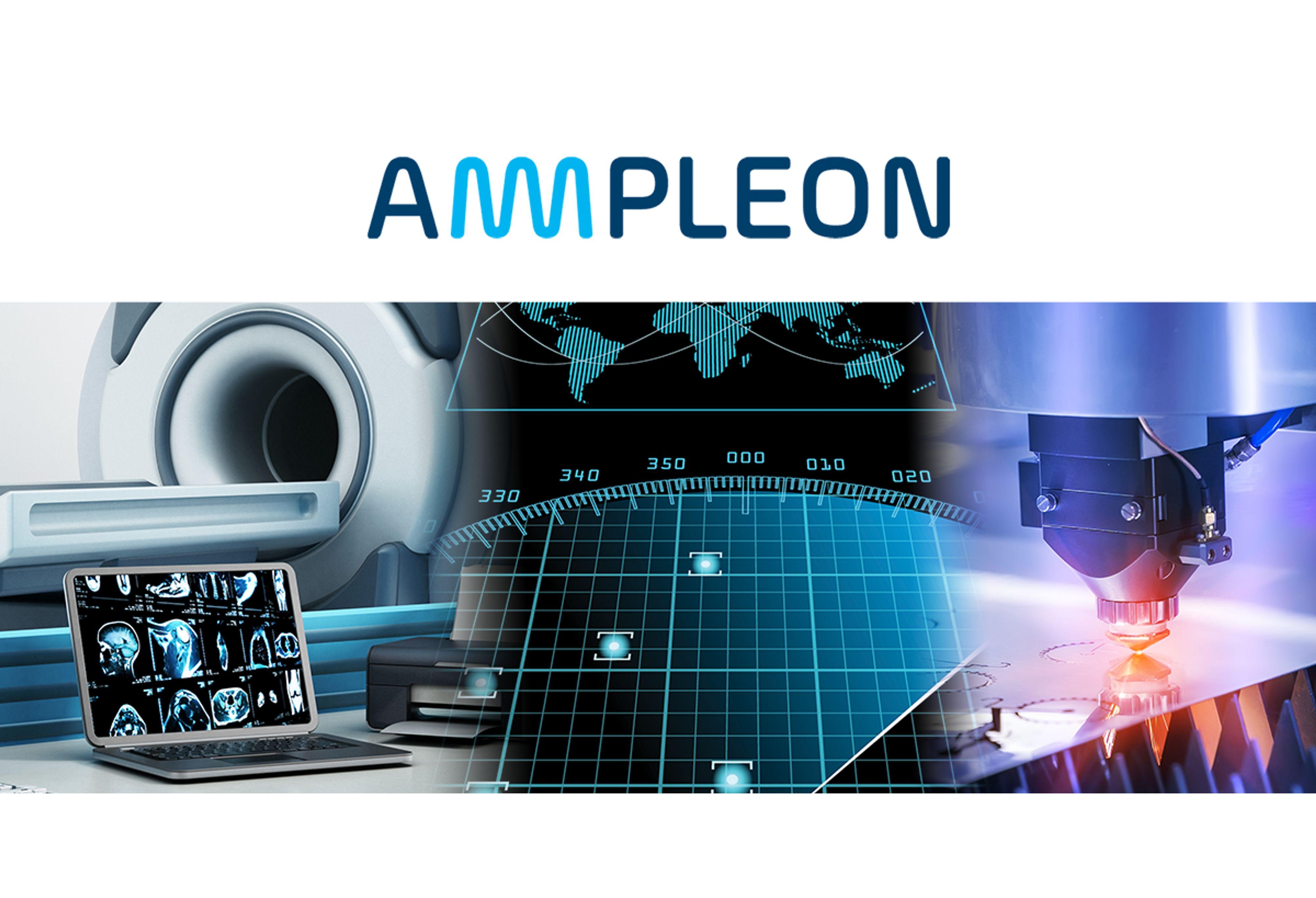 Ampleon's LDMOS/VDMOS/GaN1 Power Transistors