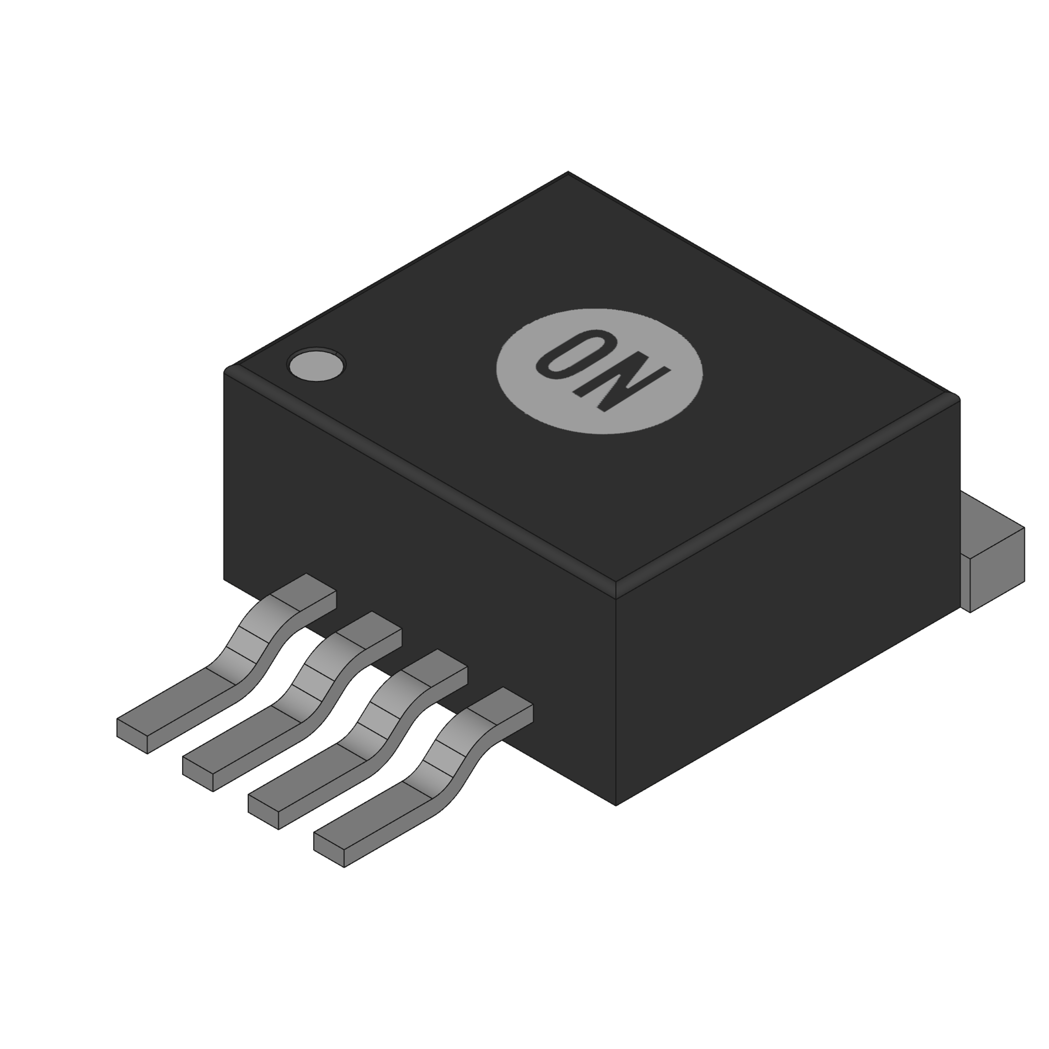 Image of Rochester Electronics' LM2576T-ADJ
