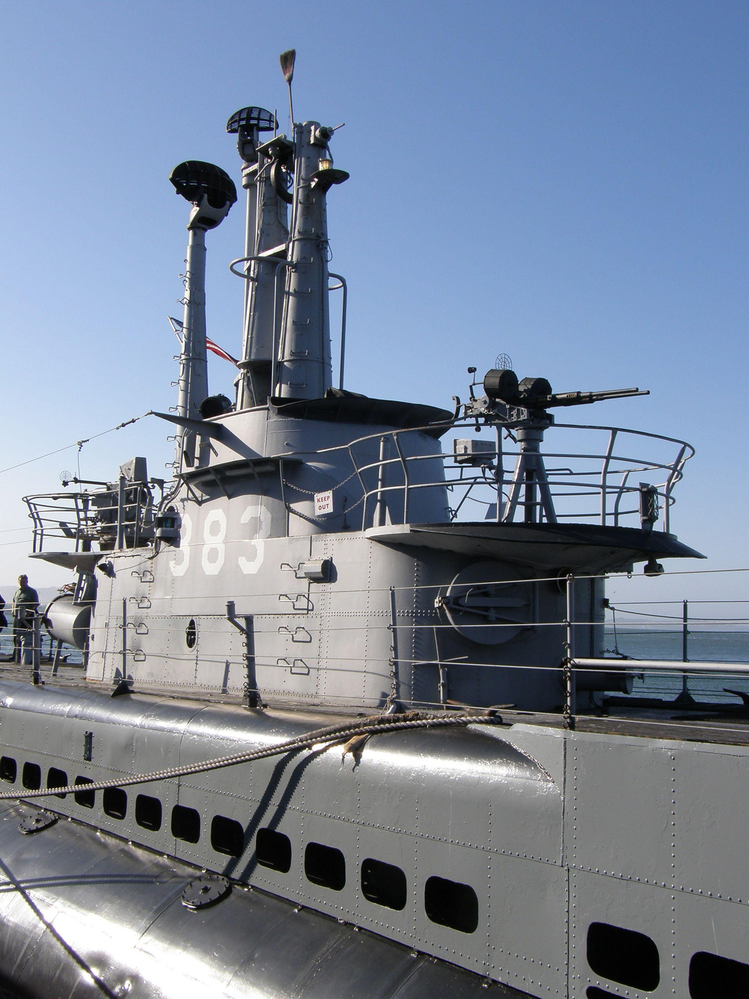 Military: Nuclear Submarine Development Program