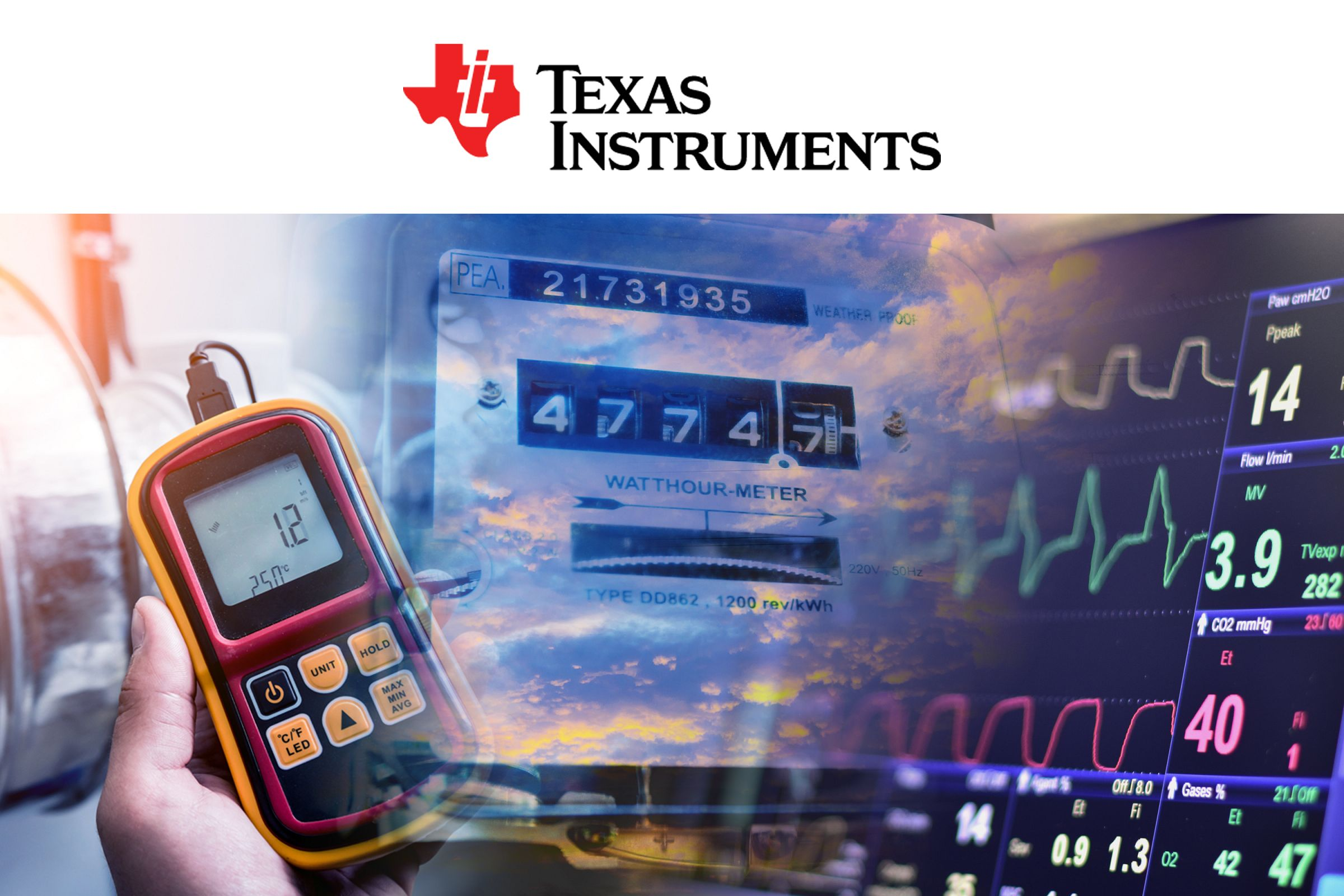 Authorized Partner of Texas Instruments Product