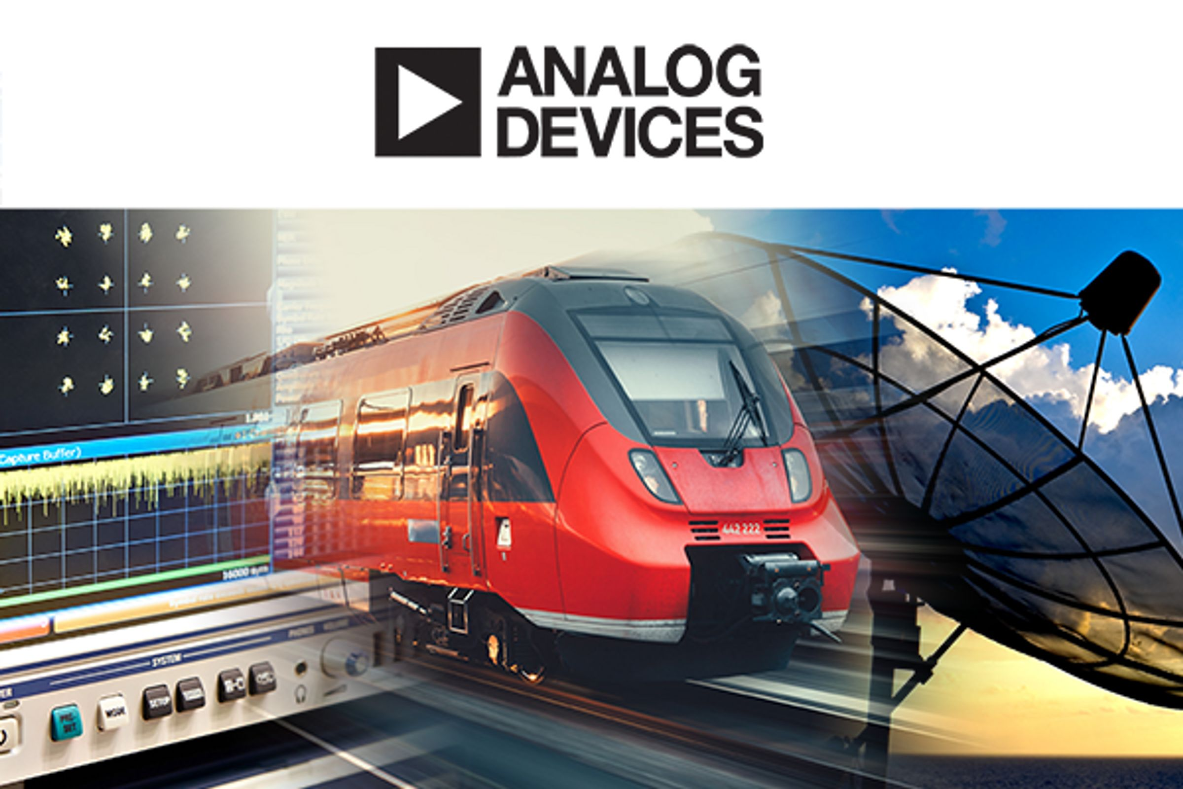 Authorized Source for Analog Devices Semiconductors